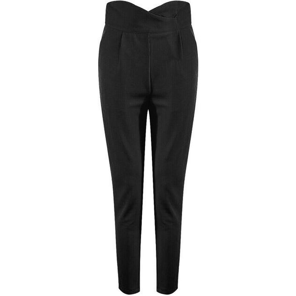 Mila Trousers Black