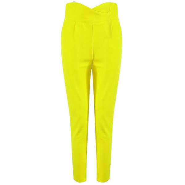 Mila Trousers Lime