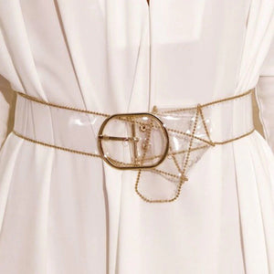 Starlight Perspex Belt