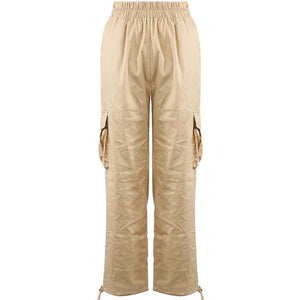 Rivera Cargo Trousers Coffee