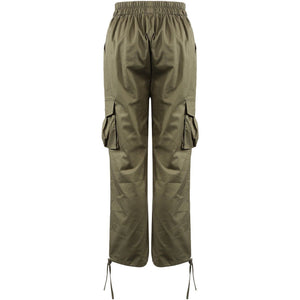 Rivera Cargo Trousers Khaki