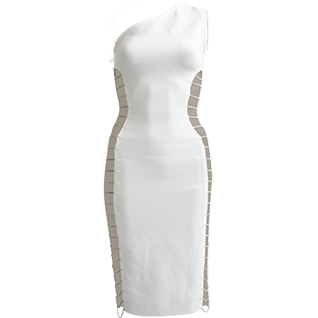 Syrece Bandage Dress