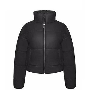 Yara Puffer Jacket Black