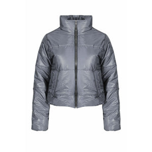 Yara Puffer Jacket Coal