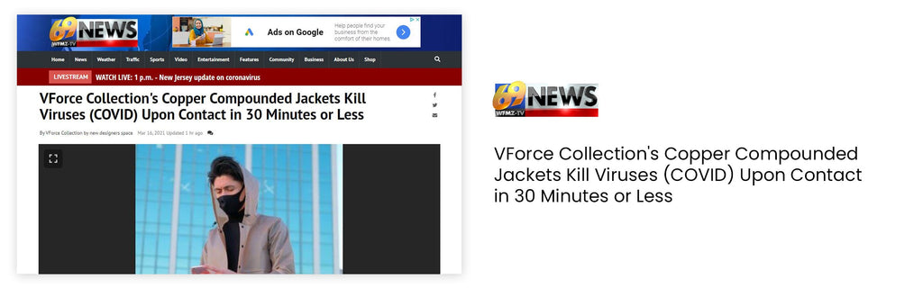 VForce Collection on 69News