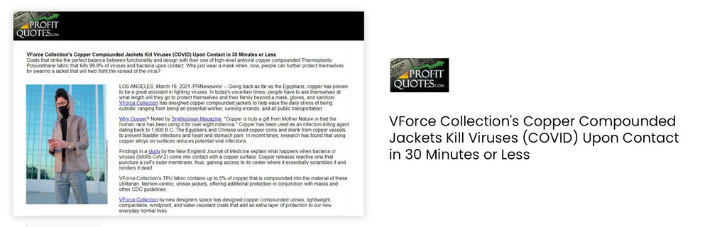 VForce Collection on Profit Quotes