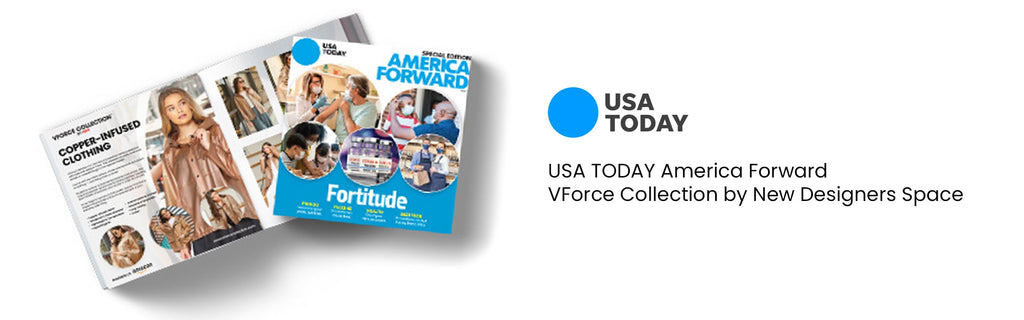 USA Today America Forward_VForce Collection by New Designers Space
