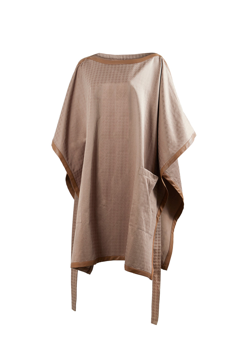 Box Cut Poncho