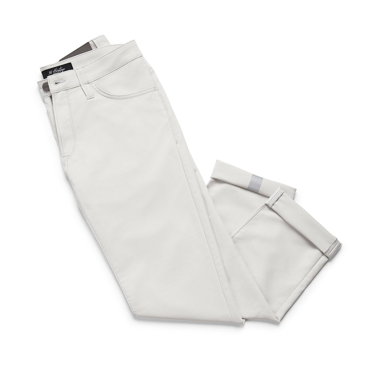 Courage Slim-Straight Fit Pearl Commuter Trouser