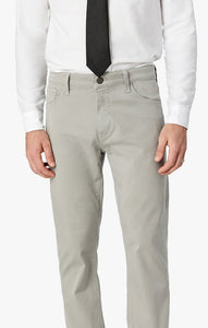 Courage Slim-Straight Fit Grey Twill