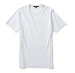 Load image into Gallery viewer, Georgia SS White Crewneck T-Shirt