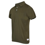 Load image into Gallery viewer, Army Cotton Knit Polo