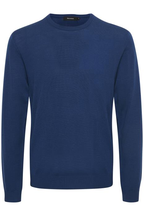 Margrate Merino Ink Blue Pullover