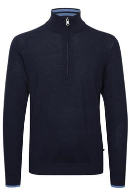 Mason SZ Merino Quarter-Zip Sweater