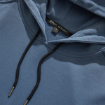 Load image into Gallery viewer, Vintage Blue Pima Terry Nanaimo Hoodie