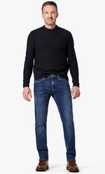 Load image into Gallery viewer, slim fit blue denim jeans available in all sizes for men