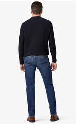 Load image into Gallery viewer, Courage Slim-Straight Fit Deep Tencel Denim