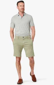 soft light green shorts with pockets available in all sizes for men
