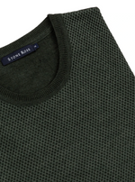 Load image into Gallery viewer, Olive Honeycomb Sweater