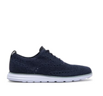 Load image into Gallery viewer, OriginalGrand Wingtip Oxford in Navy Ink Stitchlite