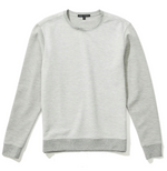 Load image into Gallery viewer, Downton Crewneck Sweatshirt in Light Grey