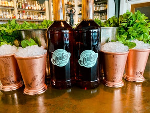 MINT JULEP PARTY PACK- COPPER CUPS