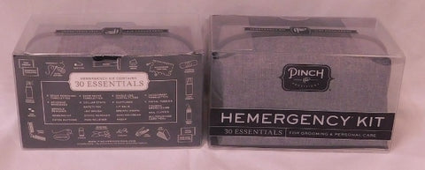 Hemergency Kit