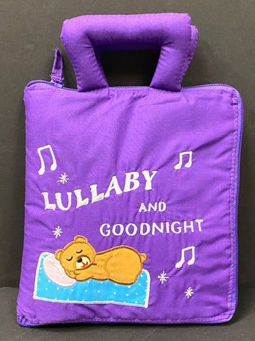 Lullaby and Goodnight Fabric Book
