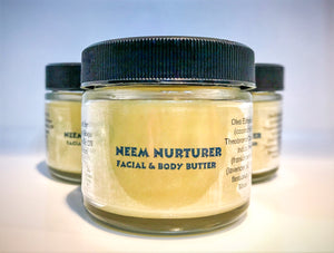 Neem Nurturer Facial & Body Butter