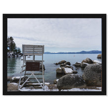 Load image into Gallery viewer, No Lifeguard on Duty - Lake Tahoe