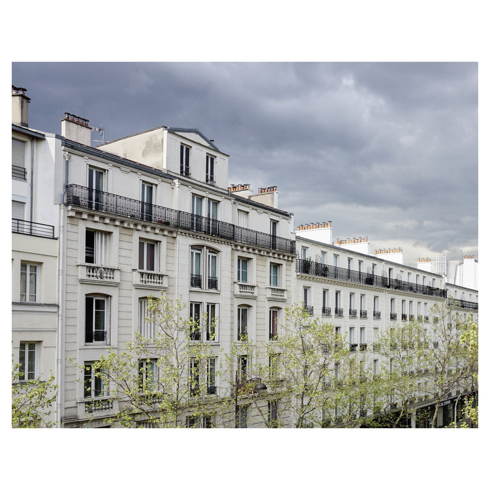 Paris Apartments I