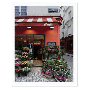 Paris Flower Shop