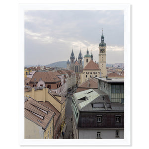 Prague Skyline II
