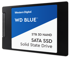 Disco SSD Western Digital WD Blue 250GB 2.5 Sata3