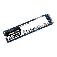 Disco SSD Kingston PCIe NVMe A2000 500GB M.2