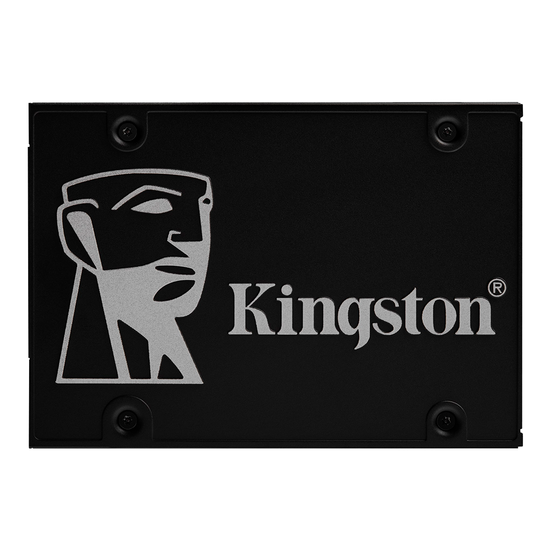 Disco SSD Kingston KC600 2TB 2.5 Sata3 NAND 3D TLC