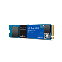 Disco SSD Western Digital Blue SN550 NVMe 500GB M.2 PCIe 3.0