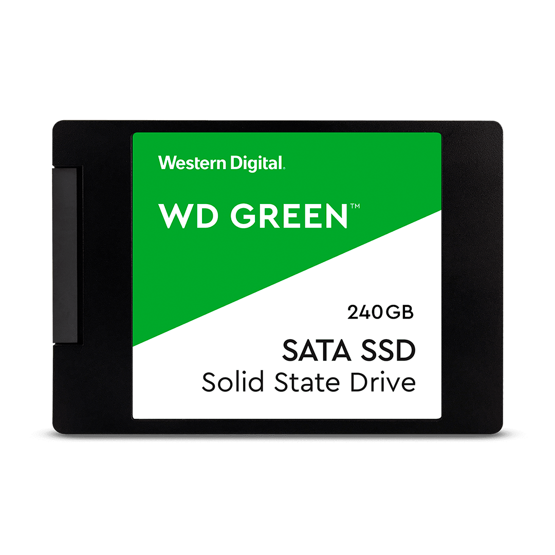 "Disco SSD Western Digital Green PC SSD 240GB 2.5"" Sata3"