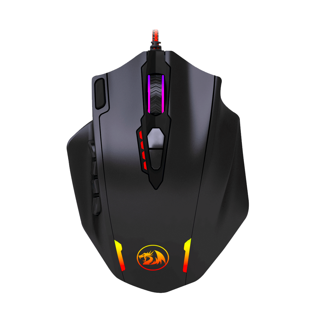 Mouse Gamer Redragon Impact M908