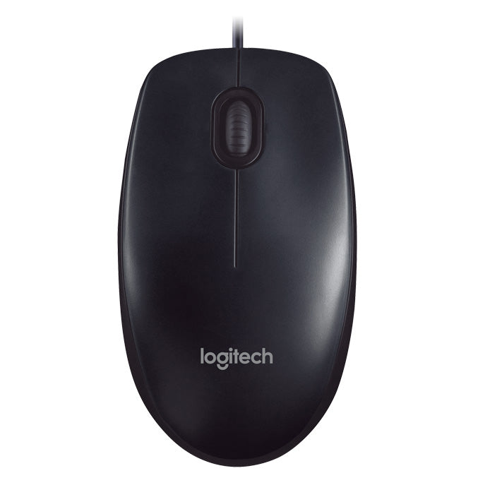 Mouse con cable Logitech M90