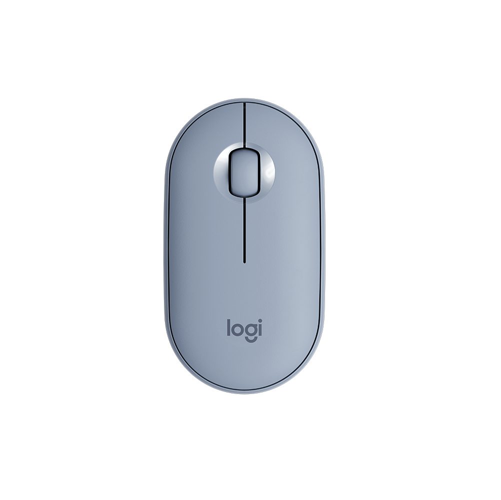 Mouse inalámbrico Logitech Pebble M350