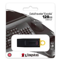 Pendrive Kingston USB 3.2 Gen1 DataTraveler Exodia 128GB