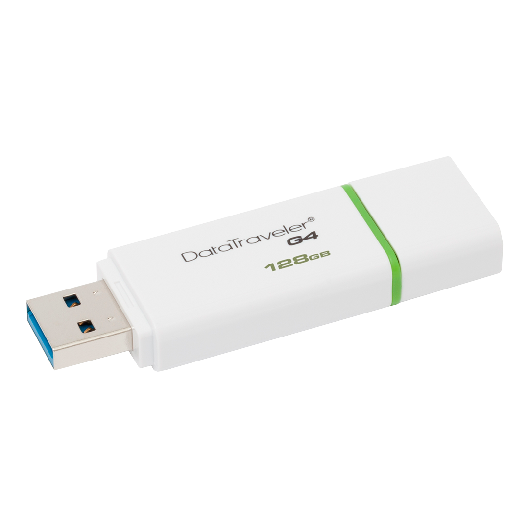 Pendrive Kingston USB 3.1 Gen 1 DataTraveler G4 128GB