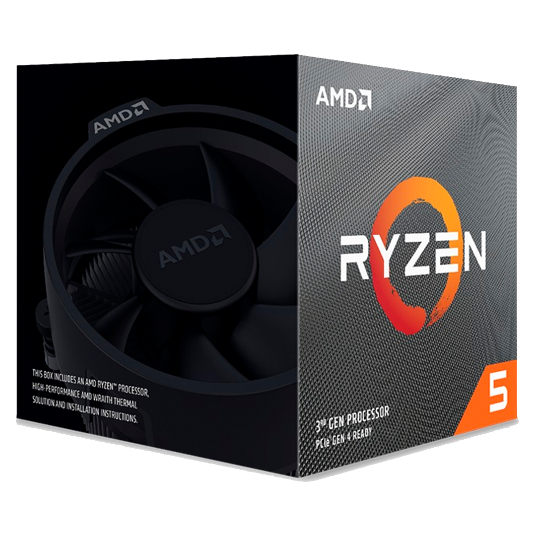Procesador AMD Ryzen 5 3600XT 6 Cores 12 Threads 3.8GHz (4.5 GHz Max) Socket AM4
