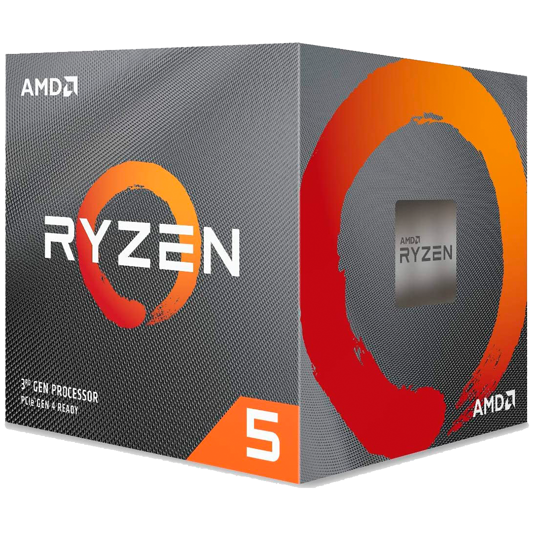 Procesador AMD Ryzen 5 2600 6-Core 3.4 GHz (3.9 GHz Max Boost) Socket AM4 2Gen