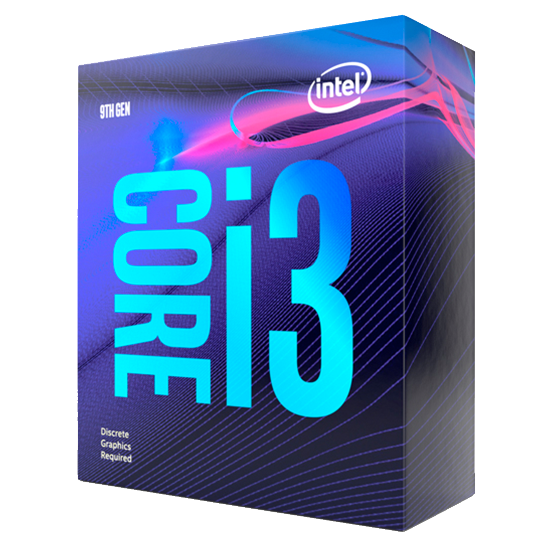 Procesador Intel Core i3-9100 3.6 GHz (hasta 4.2 GHz) Cache 6MB Socket LGA 1151