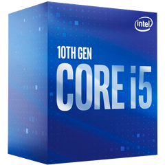 Procesador Intel Core i5-10400 2.9 GHz (hasta 4.3 GHz) Cache 12MB Socket LGA 1200
