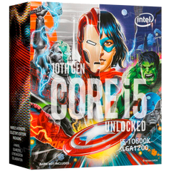 Procesador Intel Core i5-10600K 4.1 GHz (hasta 4.8 GHz) Cache 12MB Socket LGA 1200