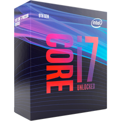 Procesador Intel Core i7-9700 3.0 GHz (hasta 4.7 GHz) Cache 12MB Socket LGA 1151