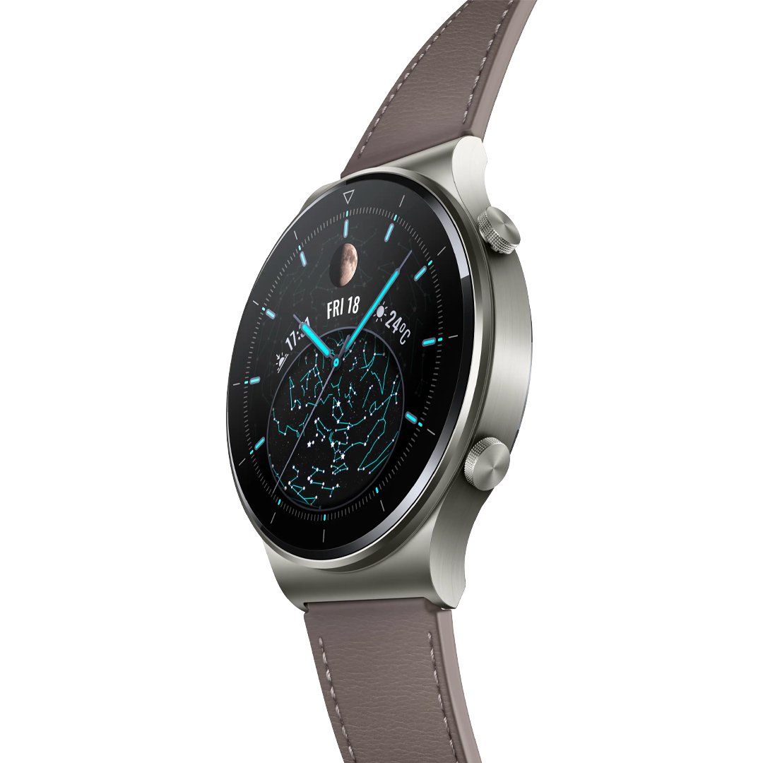 Smartwatch Huawei Watch GT 2 Pro Silver